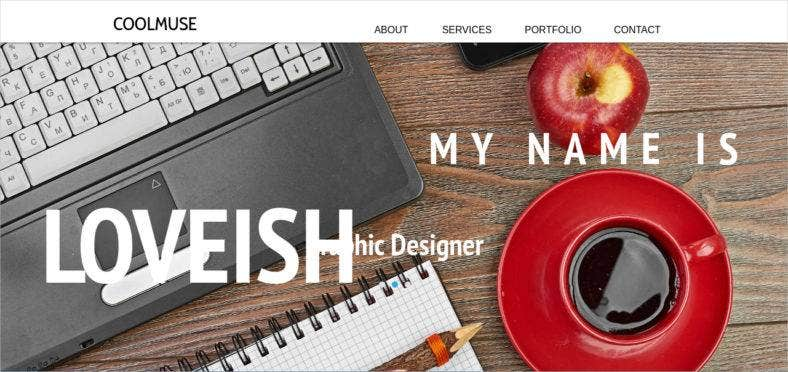 13+ Free Muse Themes & Templates | Free & Premium Templates