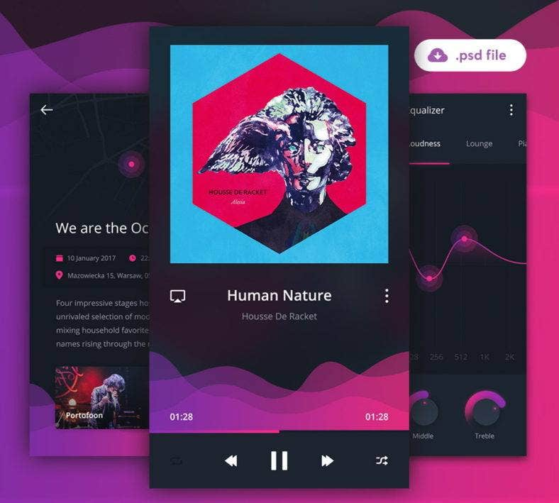 music-ui-application