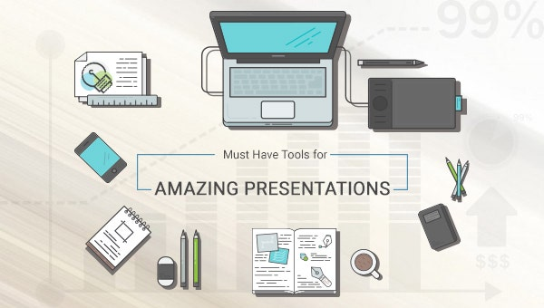 must hav tools for presentation