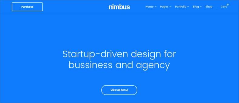 nimbus-template