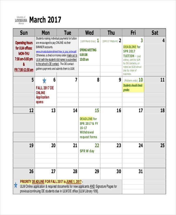 office monthly