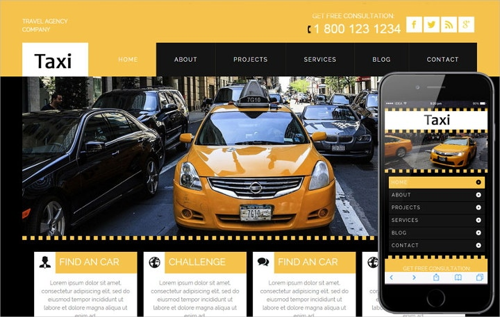 online-taxi-booking-website