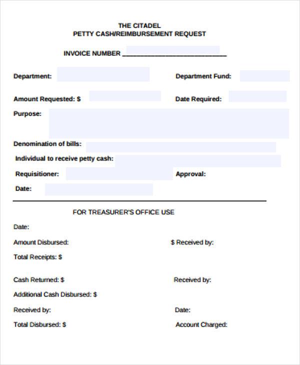6+ Cash Invoice Templates - Samples, Examples | Free & Premium