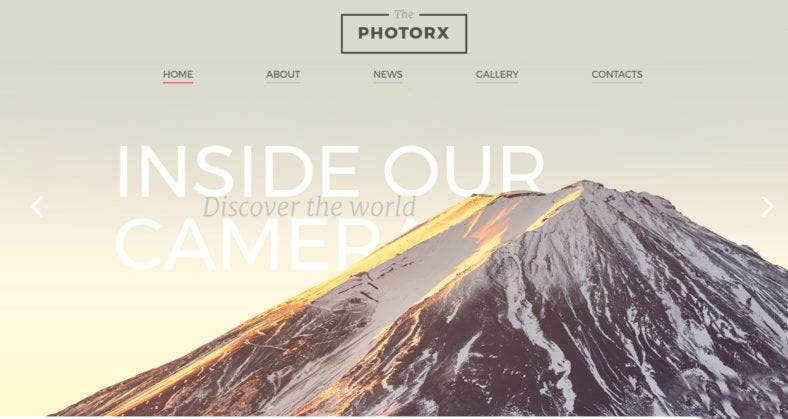 photo-studio-responsive-website-template