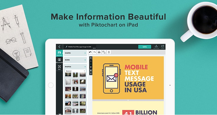 9  best tools to create infographics