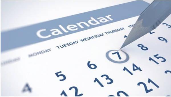 planning calendar templates sample examples