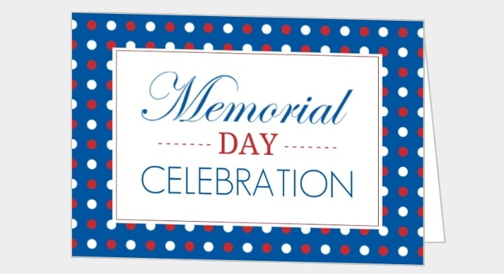 polka-dot-memorial-day-invitation