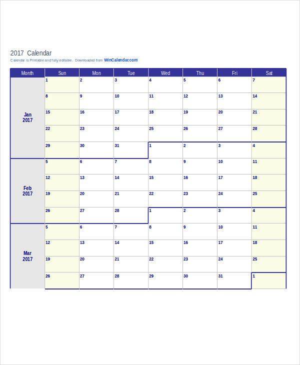 printable calendar7