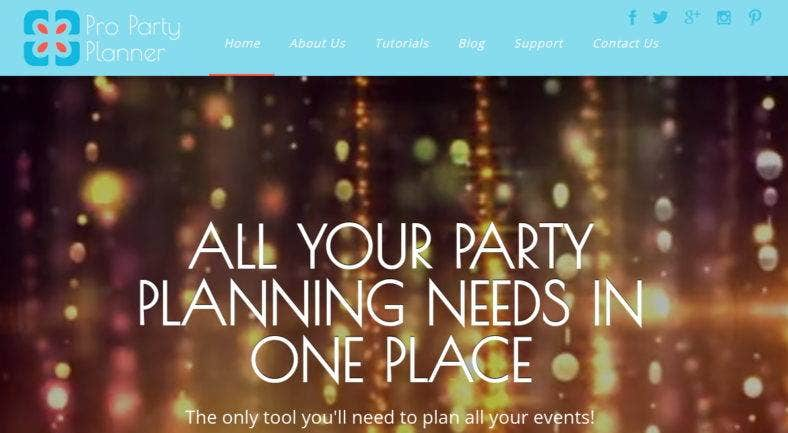 pro-party-planner
