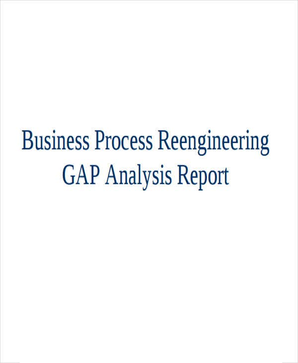 process gap analysis