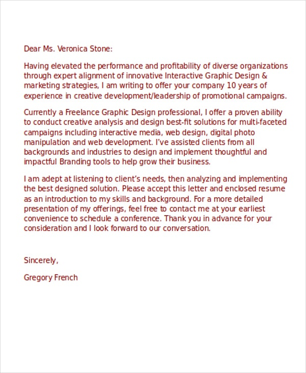 Simple Ux Designer Cover Letter Sample 63 For Your Sample Cover