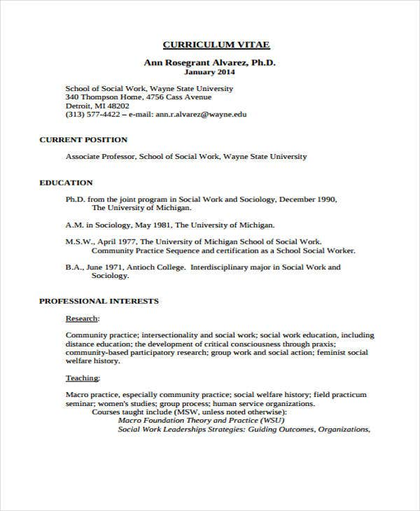 professional resume3