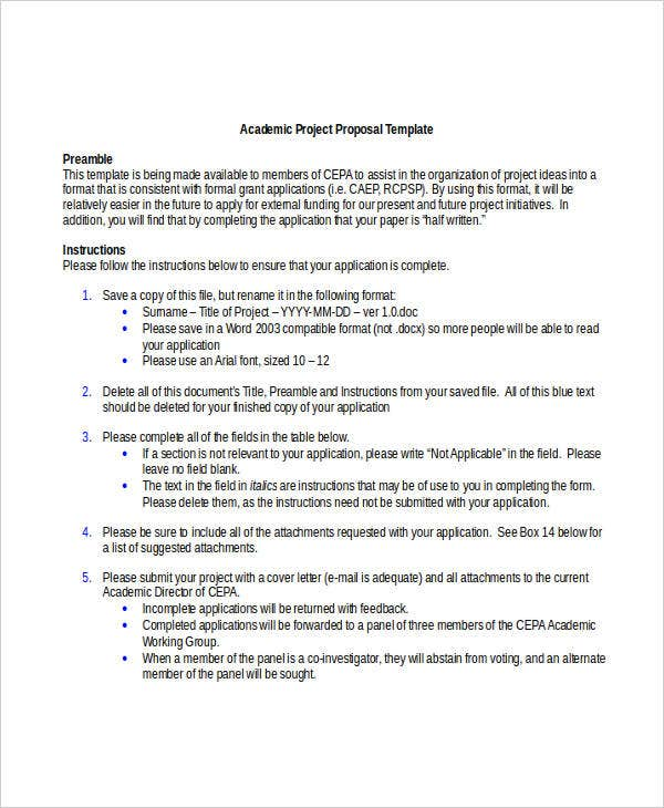 Writing a Successful Proposal - Sponsored Research