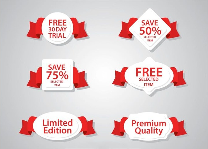 64 free badges designs psd vector eps free premium templates