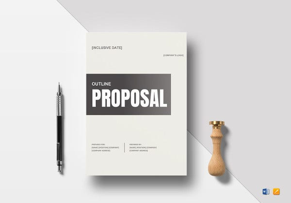 proposal-outline-word-template