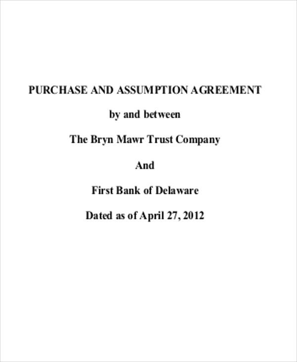 purchase agreement5