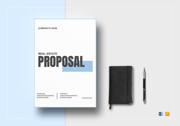real-estate-proposal-template
