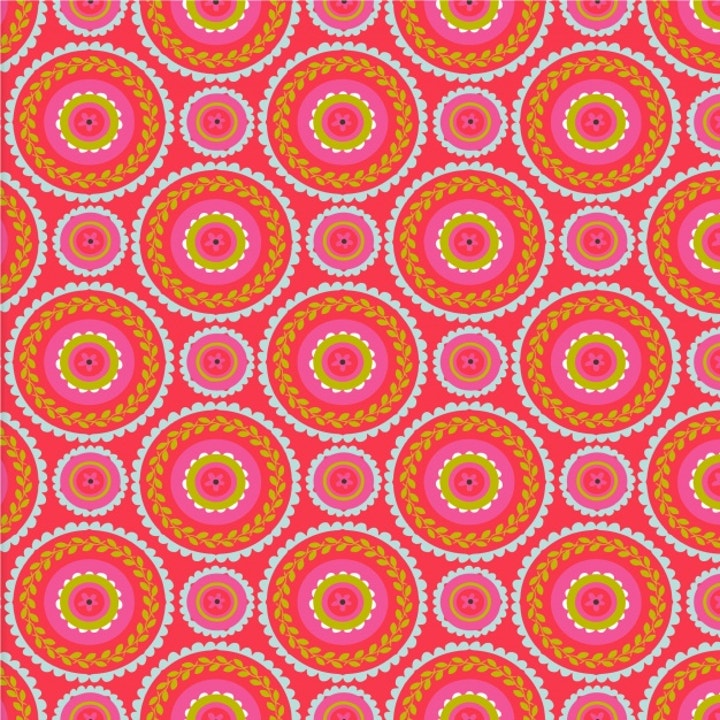 red-circles-pattern