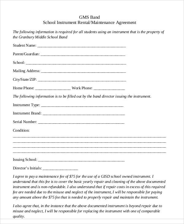 rental agreement4