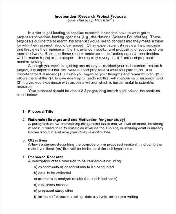 research proposal8