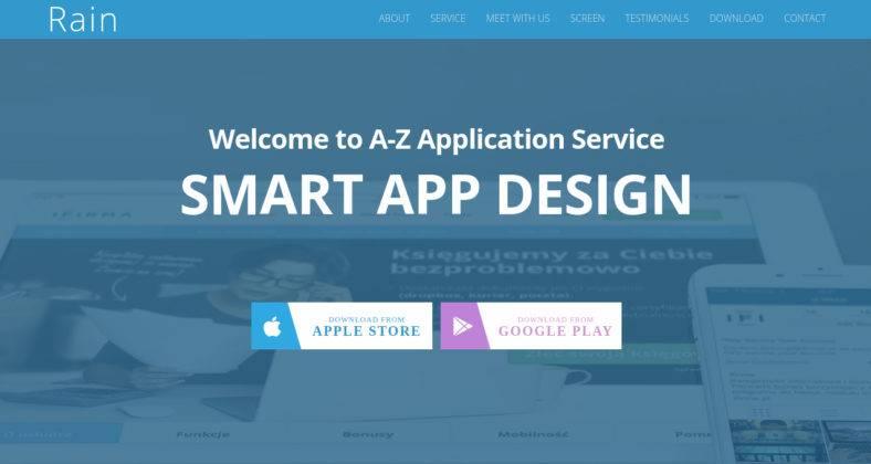 responsive-html5-app