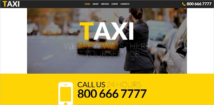 responsive-taxi