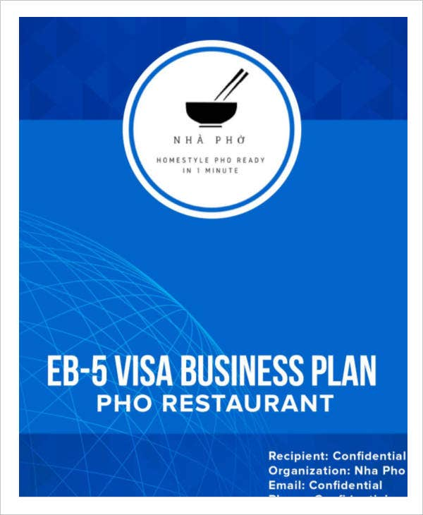 restaurant business plan in pdf