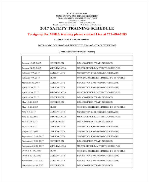 safety training1