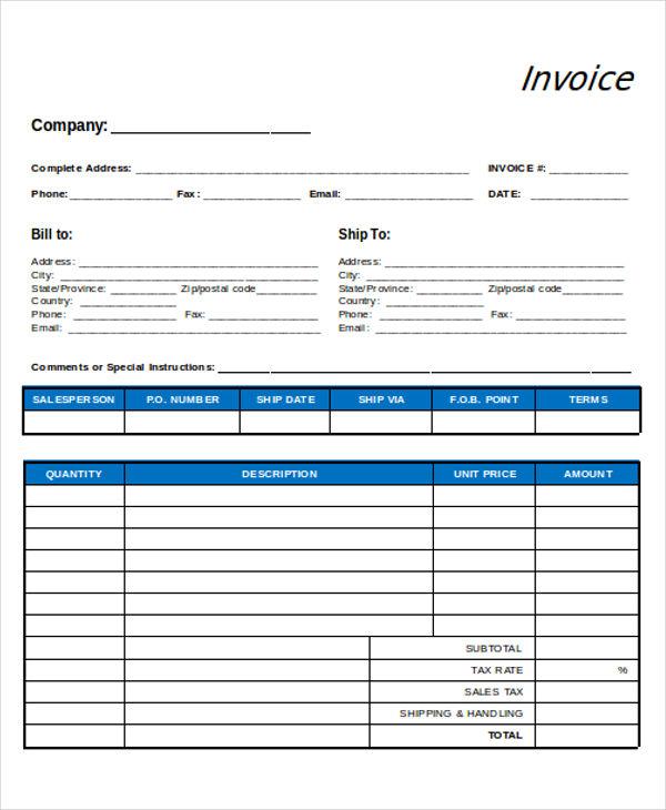 sales receipt2