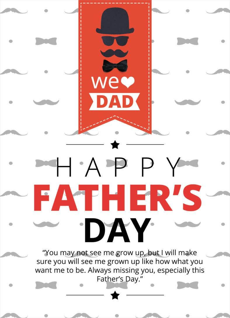 sample fathers day thank you note 788x1088