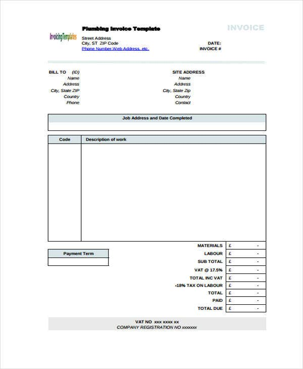 Sample Invoices Sample Invoice Template Sample Invoices Created - Basic invoice template free
