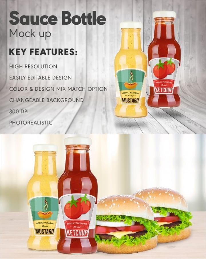 sauce-bottle