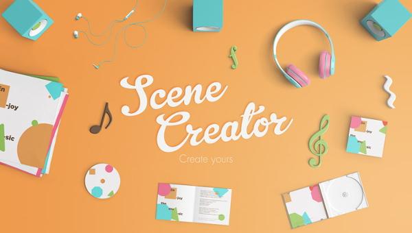 scenegeneratormockups