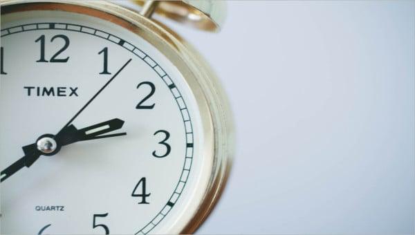 schedule templates