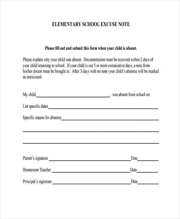 school note2