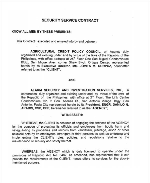 security service1