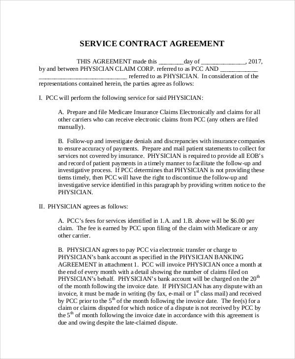 service contract7
