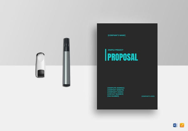 simple-project-proposal-template