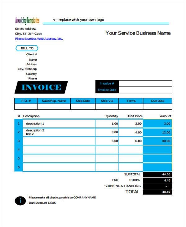 simple service