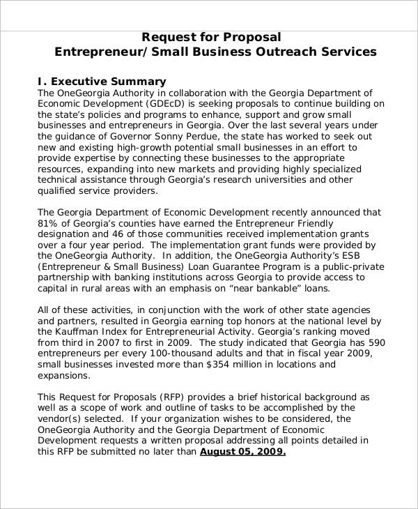 small business service