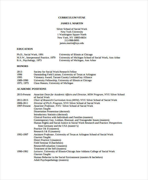 social work resume template resume format download pdf