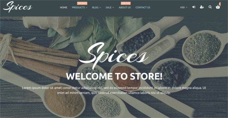 10 Food Store Shopify Themes Free Amp Premium Templates