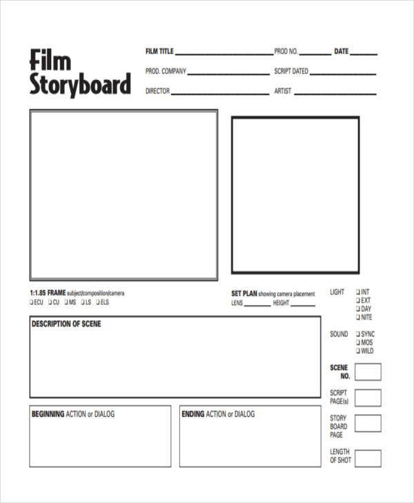 storyboard for blank film2