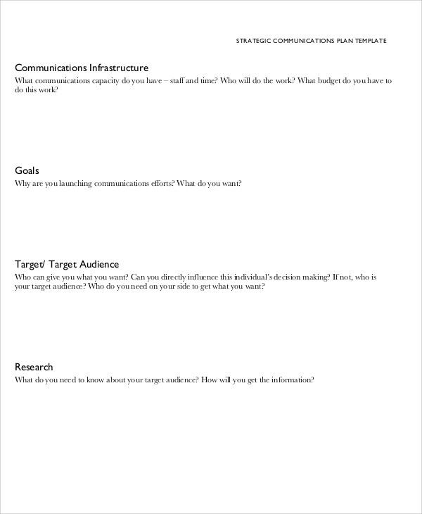 strategic communication plan1
