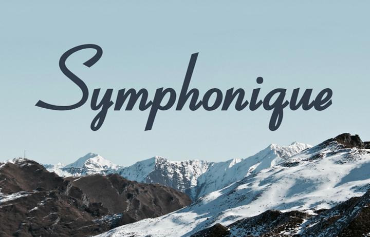 symphonique-script