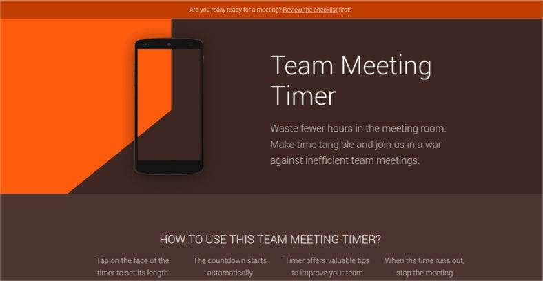 team meeting timer 788x408