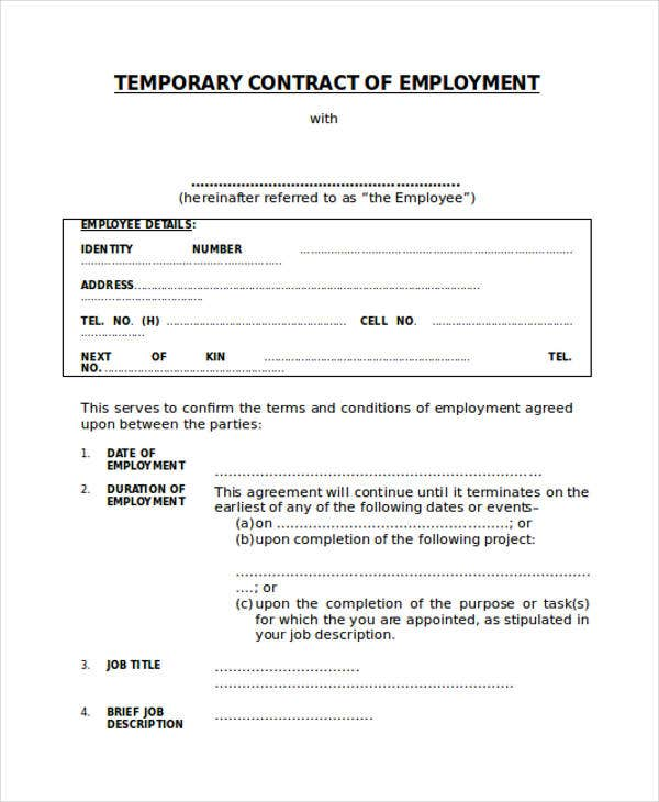 20 contract templates in docs free premium templates. Black Bedroom Furniture Sets. Home Design Ideas