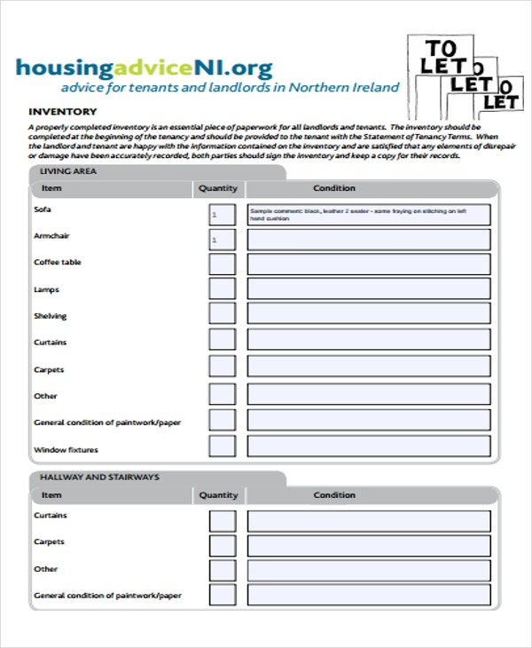 Tenant Landlord Template