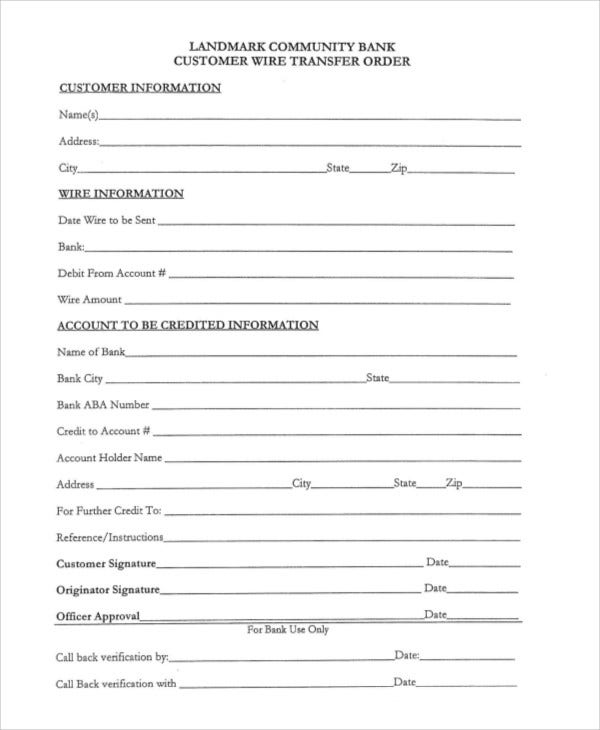 customer call back template