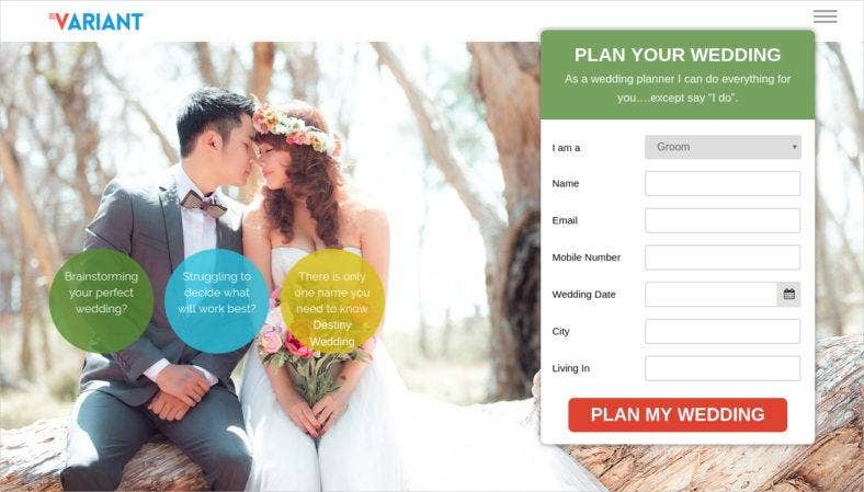 variant-landing-page